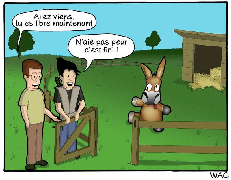 CommitStrip Blog - Emule Sarkozy Hadopi