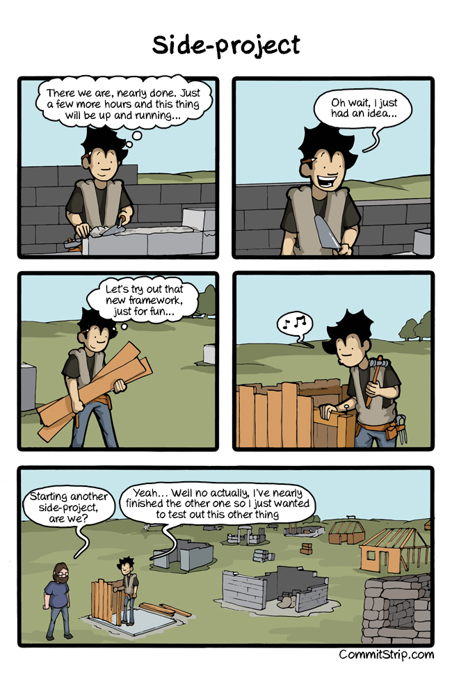"commitstrip.com ""side project"" comic strip"