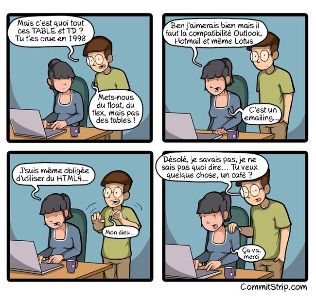 CommitStrip compatibilité mail