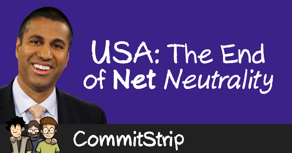 USA: The End of Net Neutrality