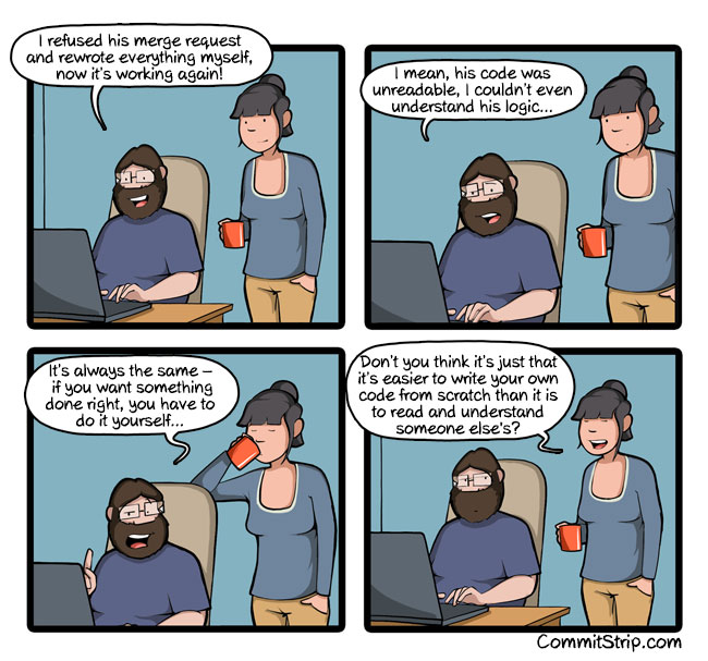 Other people's code